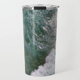 Surf Photography, Beach Wall Art Print, Ocean Water Surfing, Coast Travel Mug