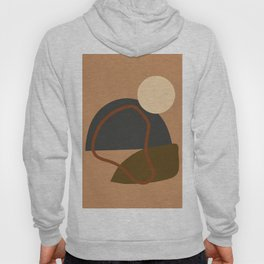 Abstract Shapes 44 Hoody