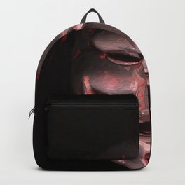 Guy Fawkes Poly Shadow Mask Backpack