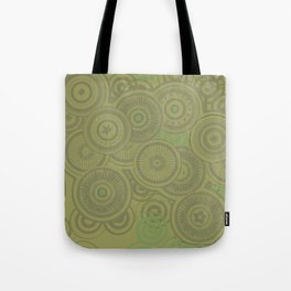 Forties Flair Tote Bag