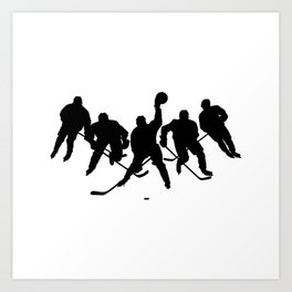 #TheJumpmanSeries, The Mighty Ducks Art Print
