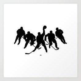 #TheJumpmanSeries, The Mighty Ducks Art Print