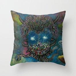 Maker & Breaker Throw Pillow