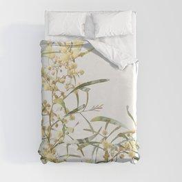 Mimosa Flower Duvet Cover
