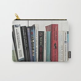 Book shelf love- we are what we read Carry-All Pouch