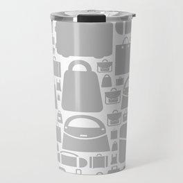 Bag a background Travel Mug