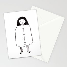 Cape Girl Stationery Cards
