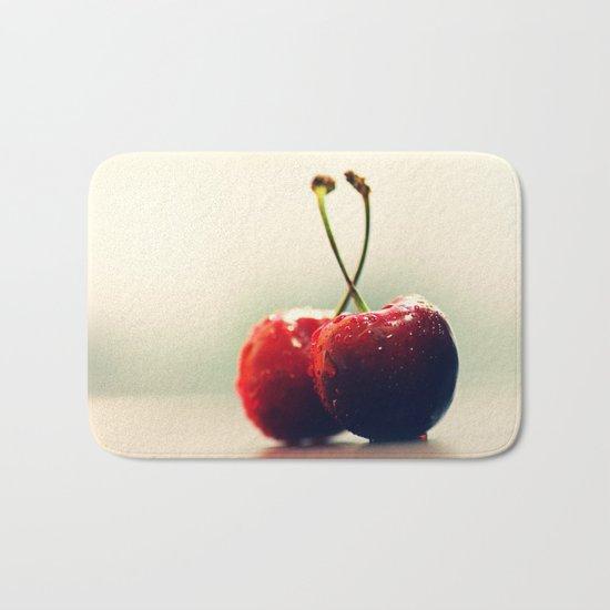 Gourmet cherry Bath Mat