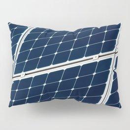 Solar power panel Pillow Sham