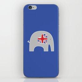 Earl Grey Elephant iPhone Skin