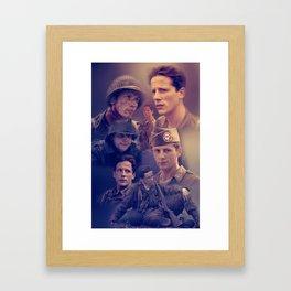 Joe Liebgott Framed Art Print