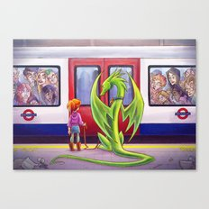 Piccadilly Canvas Print