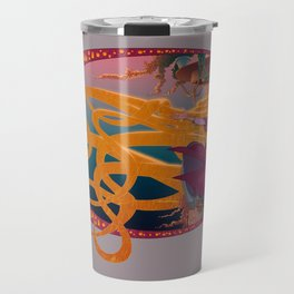 Rapunzel - Tangled Travel Mug