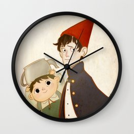 Greg & Wirt Wall Clock