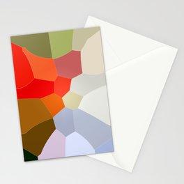 Orange Calla Lily Vitrail Stationery Cards
