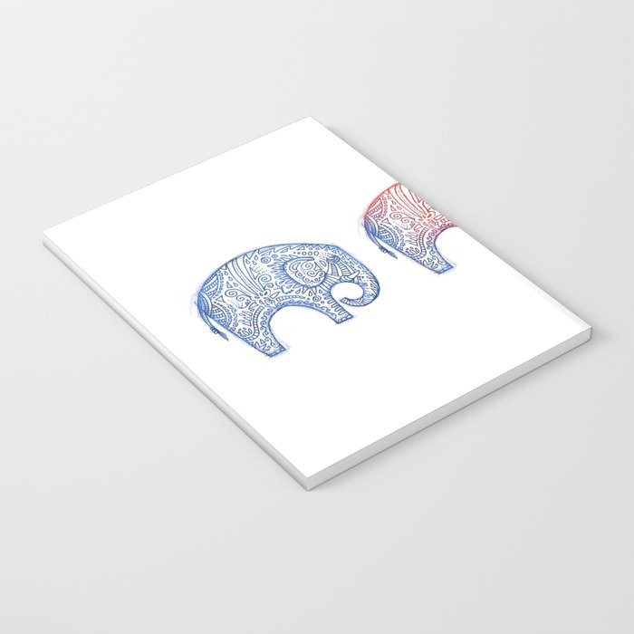 Elephants Notebook