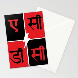 AC/DC Stationery Cards