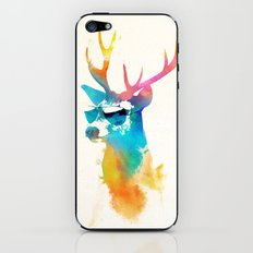 Sunny Stag iPhone & iPod Skin