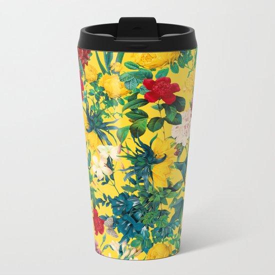 Fertile Forest Metal Travel Mug