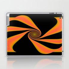 Abstract. Orange+Yellow. Laptop & iPad Skin