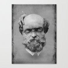 The Charmer Canvas Print