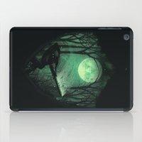 sword iPad Cases featuring Master Sword by dan elijah g. fajardo