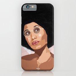 Nyokabi iPhone Case