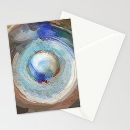 Abstract Mandala 313 Stationery Cards