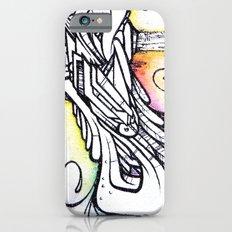 kickin it old school... iPhone 6 Slim Case