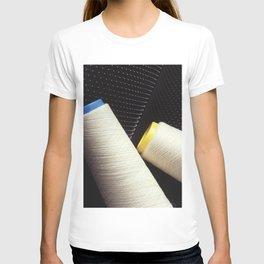 Cotton Yarn Coil  T-shirt