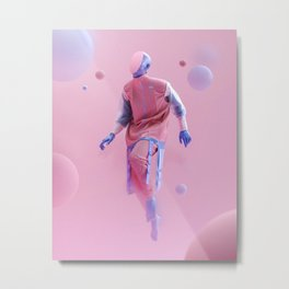 Deliverance - CATELLOO x AEFORIA Metal Print