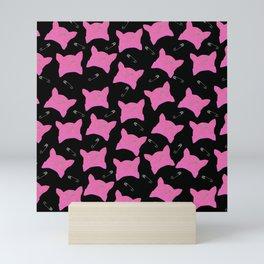 Pink Pussy Hats Print Mini Art Print
