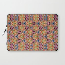 hippie - pattern colorfull Laptop Sleeve