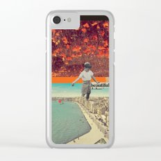 Beautiful Way Clear iPhone Case