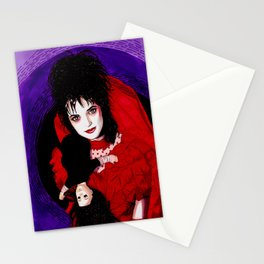 Lydia Deetz Stationery Cards