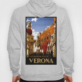 Vintage Verona Italy Travel Hoody