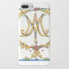 Marie Antoinette Sigil iPhone Case