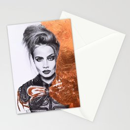 Chatoyant Stationery Cards
