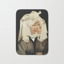 Another Portrait Disaster · van der Weyden 2 Bath Mat