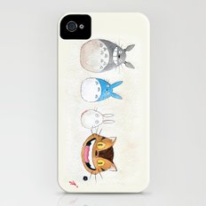 Make the Unlikeliest of Friends, Wherever You Go Slim Case iPhone (4, 4s)