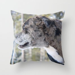 Albert Throw Pillow