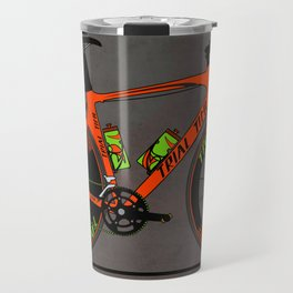 Time Trial Bike Travel Mug