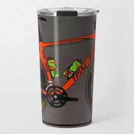 Time Trial Bike Travel Mug