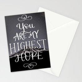Highest Hope Stationery Cards