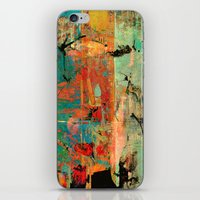 helen iPhone & iPod Skins featuring Trojan Horse by Fernando Vieira