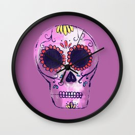 El Muerto Wall Clock