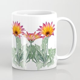 African Daisy 'Spun Sugar' Coffee Mug