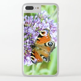 Butterfly XI Clear iPhone Case