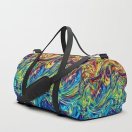 Fluid Colors G254 Duffle Bag