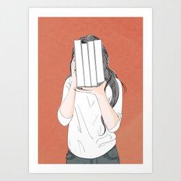 Student 1 Art Print